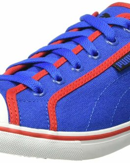 Puma Men's Royal Blue-High Risk Red...