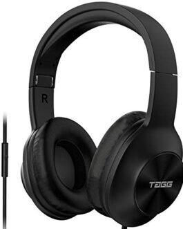 TAGG SoundGear 700 Over Ear Wired...