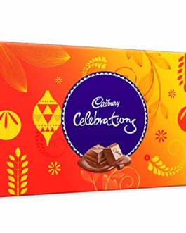 Cadbury Celebrations Assorted Chocolate Gift Pack, 197.1g- Pack of 2