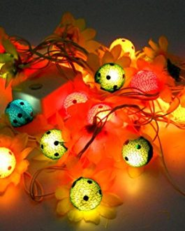 Tucasa DW-142 Ball String Light with...
