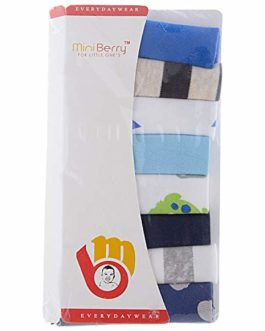 Mini Berry Baby Wash Cloth for Boys – Multi Color