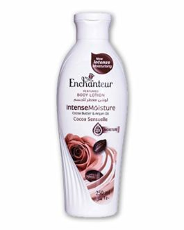 Enchanteur Cocoa Sensuelle Perfumed Body Lotion,...