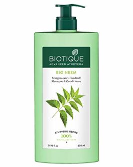 Biotique Bio Neem Margosa Anti Dandruff...