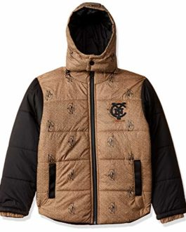 Qube By Fort Collins Boy's Quilted Regular fit Jacket