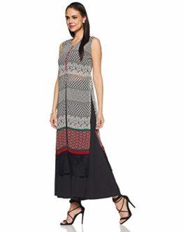 Gerua Women's Straight Kurta [Size XL]