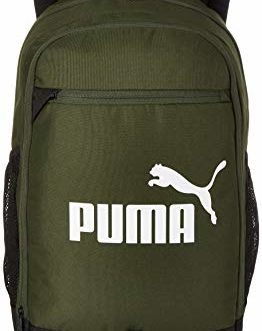 PUMA 26 Ltrs Forest Night-Puma White Laptop Backpack (7598802) [Apply Coupon]