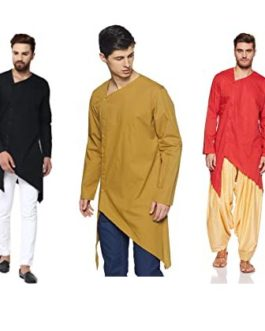80% Off on See Designs Mens Kurta Starts from Rs. 321