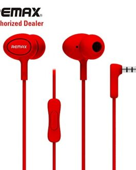 Remax RM-515 in-Ear Headphones with Mic (Red)