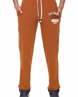 DFH Men Mustard Track Pants