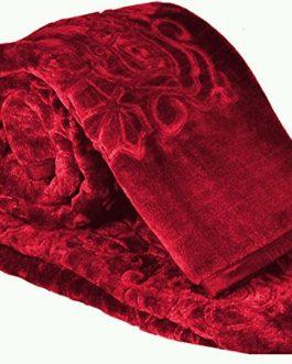 Cloth Fusion Celerrio Mink Double Bed...