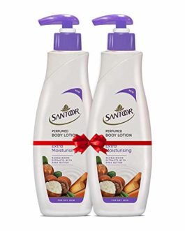 Santoor Perfumed Body Lotion for Extra...
