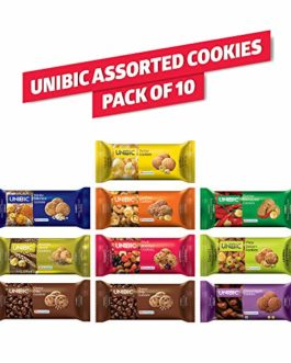 Unibic Assorted Cookies 75g (Pack of...