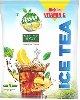 Rasna Native Haat Instant Ice Tea Mix – 400g (Lemon) Pack of 2