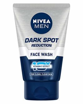 Nivea Men Dark Spot Reduction Facewash,...