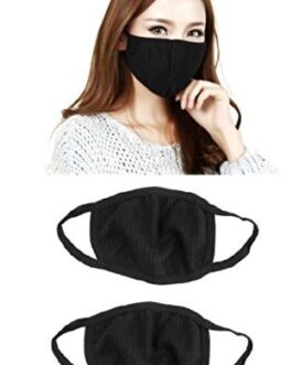 Doctor mask,Pollution Dust Protection Cotton Half Face Mask Bike Riding mask (pack of -3pcs)