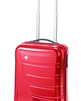 Swiza Justus 20 Hs Red Trolly Bag