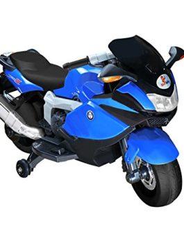 Sunbaby BMX Ride On Bike, Blue