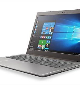 Lenovo Ideapad 520 15.6-inch FHD Laptop ( Intel Core I5 8th Generation/8GB RAM/2TB HDD/Windows 10/Microsoft Office/NVidia GeForce MX150/DVD Drive/Bronze/2.2kg), 81BF00KEIN