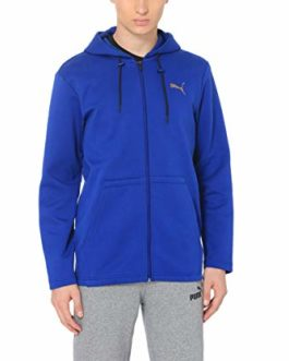 Puma Men Q4 Vent Hooded Jacket...