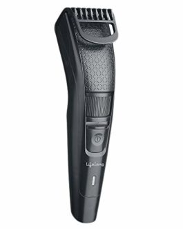 Lifelong LLPCM13 Cordless Beard Trimmer for...