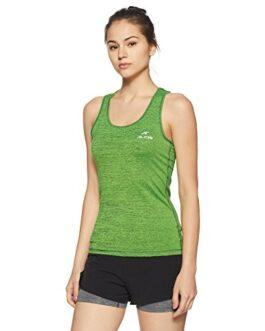 ALCiS Women's Plain Regular Fit Top