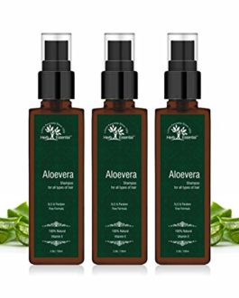 Herb Essential Natural Aloevera No Sulphate...
