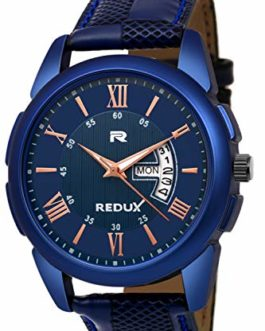 Redux Analogue Day Date Functioning Men's...