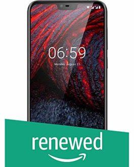 (Renewed) Nokia 6.1 Plus (Blue, 6GB...