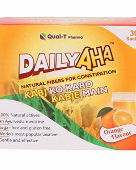 DailyAha Natural Fibres or isabgol for...