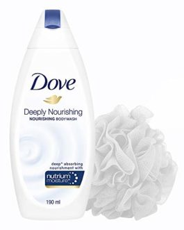 Dove Deeply Nourishing Body Wash 190...