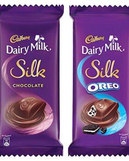 Cadbury Dairy Milk Silk Combo, 560g...