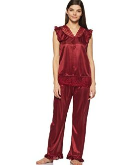 Fabme Women NW79 Pyjama Top