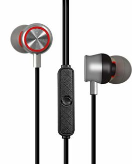 Amkette M9 Wired Earphones with 10mm...