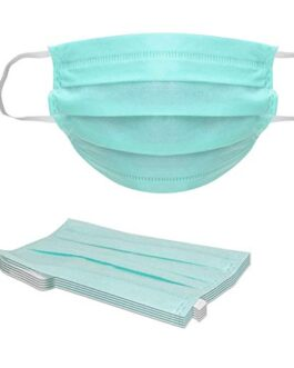 Pivalo PVL3M10 3-Layer Surgical Face Mask...