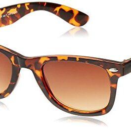 MTV Gradient Wayfarer Unisex Sunglasses (Demi...