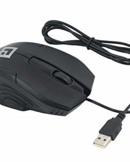 SaiTech IT 3-Button USB Optical Wired...
