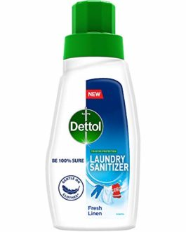 Dettol After Detergent Wash Liquid Laundry Sanitizer, Fresh...