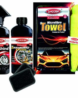 Sheeba Tyre Polish Pack (400g)