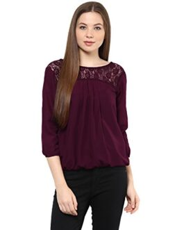 Mayra Women's Regular fit Top