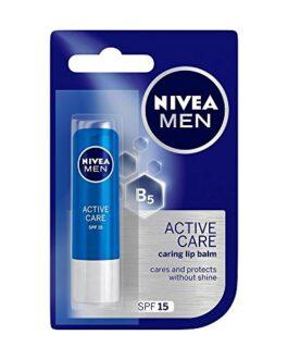 NIVEA MEN Lip Care, Active Care...