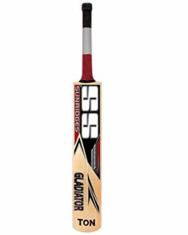 SS Gladiator English Willow Cricket Bat (Color May Vary)