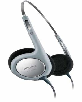 Philips SBCHL140 On-Ear Headphones (Grey)