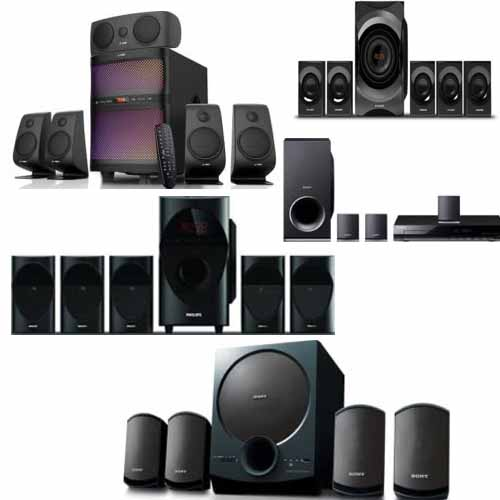 Top 5 Best Home Theater System Under 10000 Rs. In India 2020 – Reviews & Buying Guide