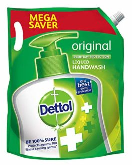 Dettol Liquid Hand wash Refill Original...