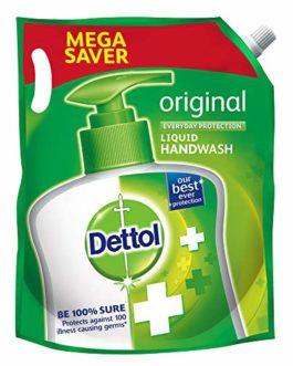Dettol Liquid Hand wash Refill Original...