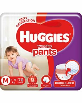 Huggies Wonder Pants Diapers, Medium (Pack...