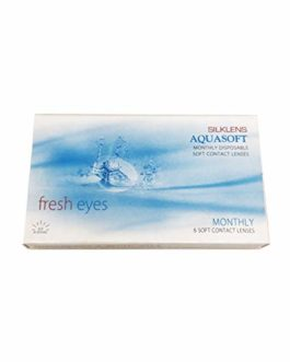 Aquasoft Silklens Fresheyes Contact Lens –...
