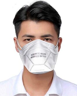 Magnum Flat Fold Respirator with NIOSH...