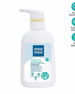 Mee Mee Anti-Bacterial Baby Liquid Cleanser...