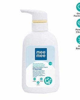 Mee Mee Anti-Bacterial Baby Liquid Cleanser...